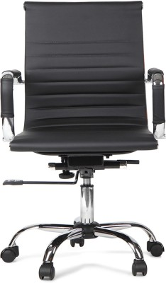 HomeTown Astra Low Fabric Office Chair