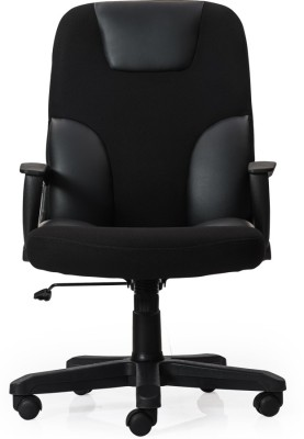 Durian Maple/HB Leatherette Office Chair