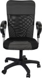 Hetal Enterprises NA Office Chair (Black...