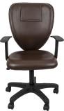 Hetal Enterprises NA Office Chair (Brown...