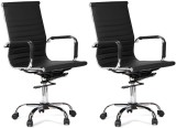 Woodstock India Leatherette Office Chair...