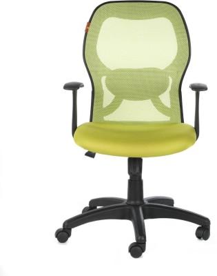 Bluebell Kruz I Mid Back Plastic Office Chair