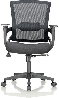 View Narang Furnishers NA Office Chair(Black) Furniture (Narang Furnishers)