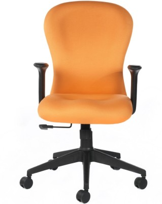 Bluebell Velox MidBack Plastic Office Chair