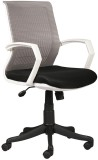 Parin Fabric Office Chair (Grey)