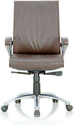 Featherlite Crown-2 MB Leather Office Chair