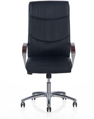 Nilkamal Boss Leatherette Office Chair