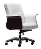 HOF Luzo Metal Office Chair (White)