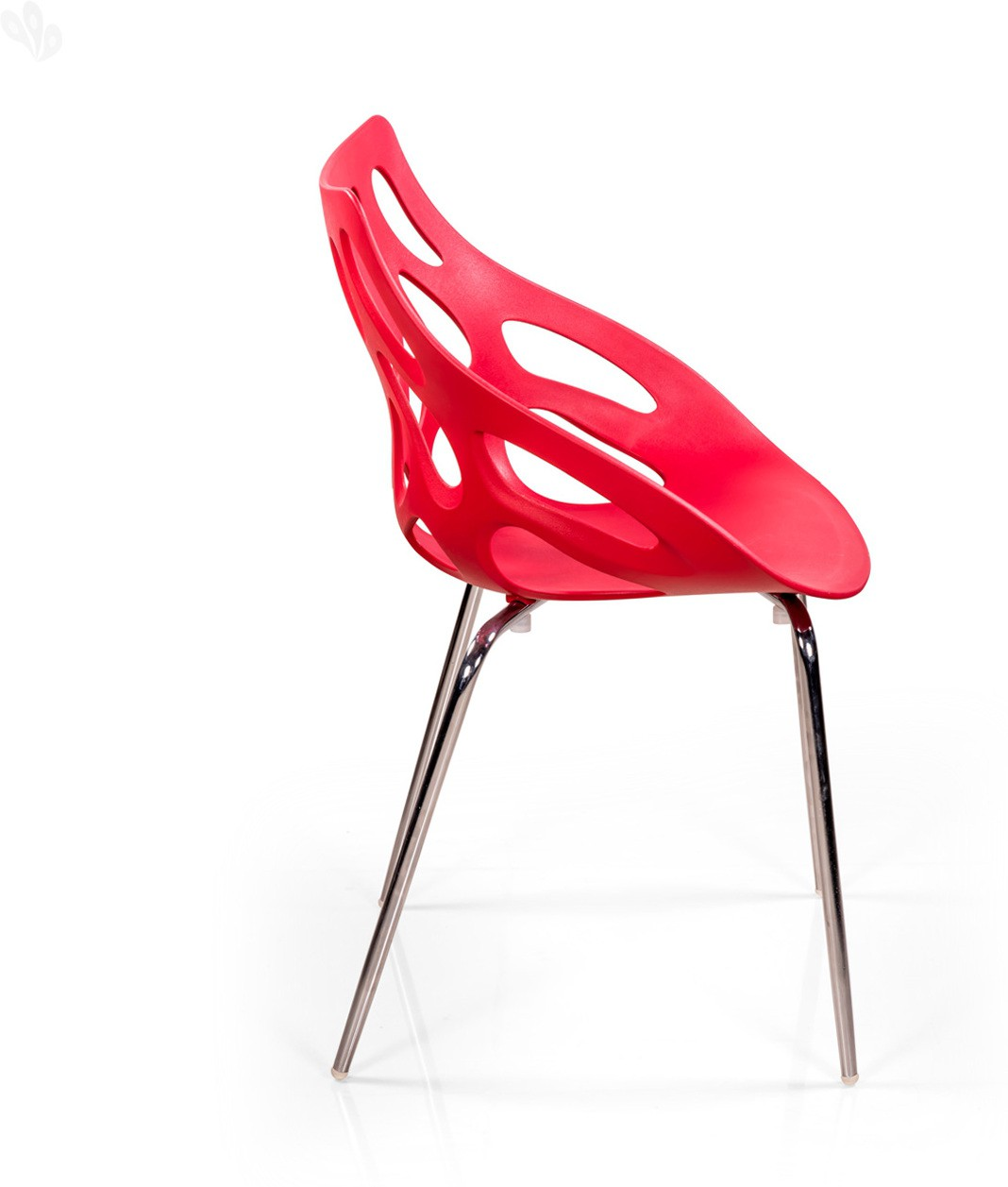 Royal Oak Mona Synthetic Fiber Visitor Chair