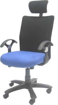 Chromecraft Fabric Office Chair