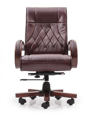 Durian Pioneer-HB Leatherette Office Chair