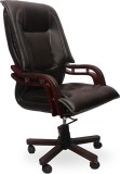 Divano Engineered Wood Office Chair (Bro...