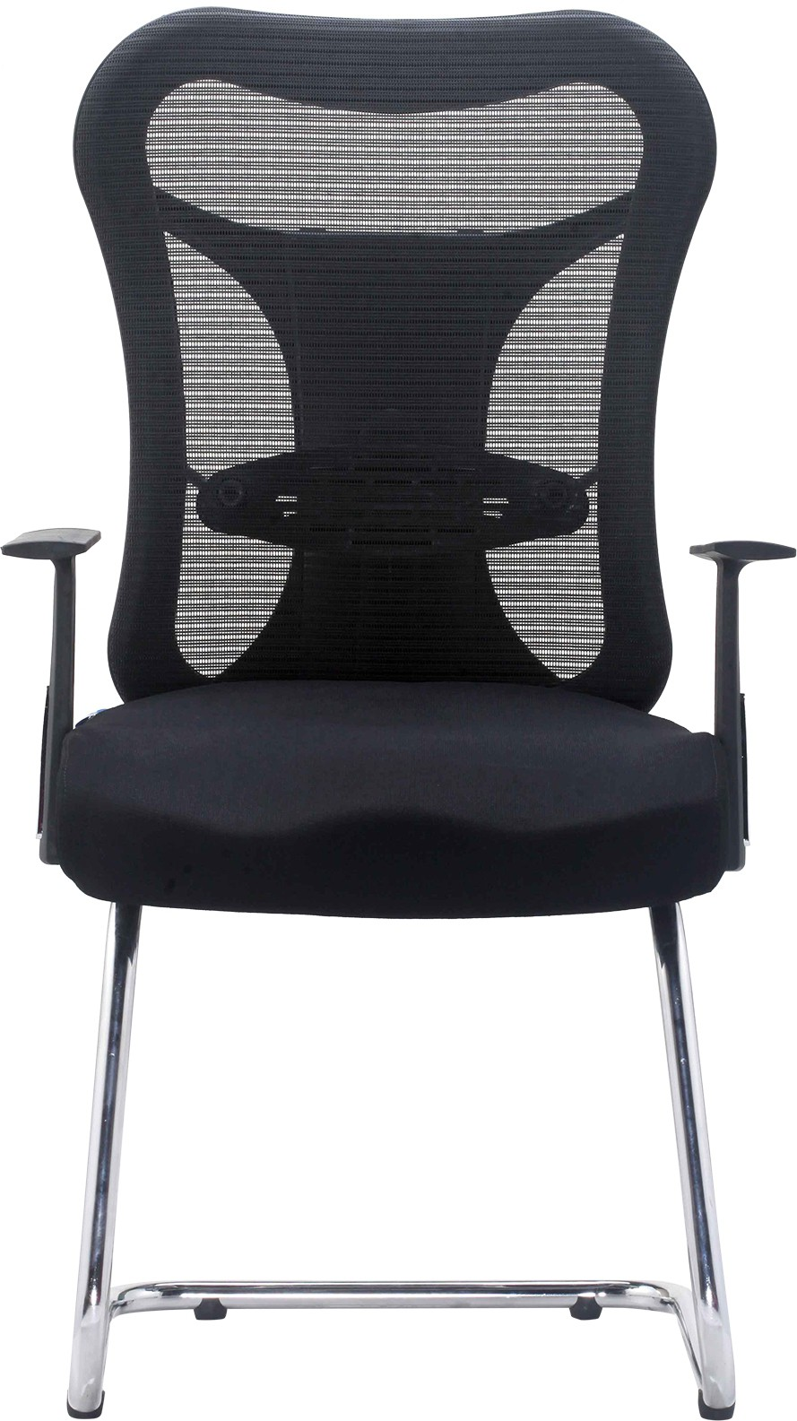 View Bluebell Kruz Visitor Fabric Office Chair(Black) Furniture (Bluebell)