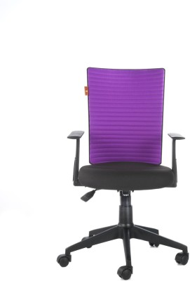 Bluebell Verve Midback Plastic Office Chair