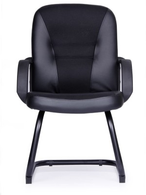 Durian BLISS Leatherette Office Chair(Black)