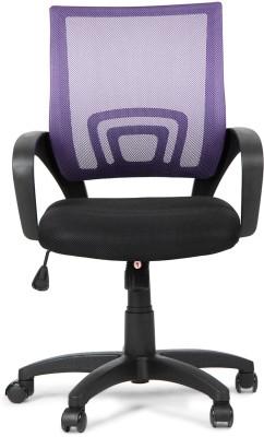 HomeTown Regus Low Mesh_pr Fabric Office Chair