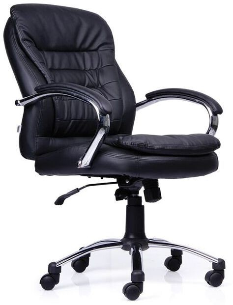Durian POISE -MB Leatherette Office Chair class=