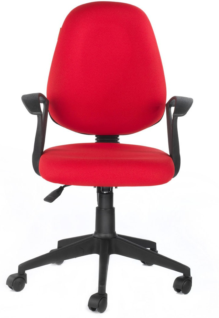 View Bluebell Epro III MidBack Fabric Office Chair(Red) Furniture (Bluebell)
