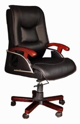 TimberTaste COCO Metal Office Chair(Black)