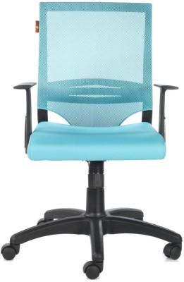 Bluebell Rainbow Mid Back Plastic Office Chair