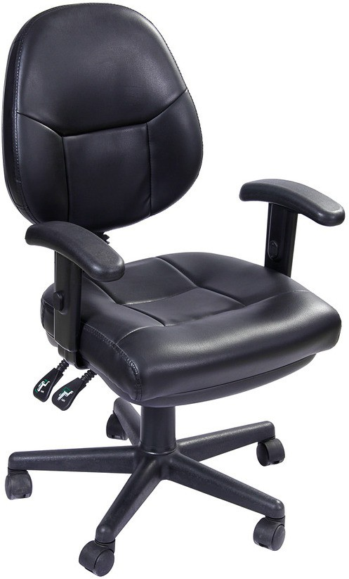 Rehana Industries Synthetic Fiber Visitor Chair