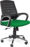 Homecity Fabric Office Chair (Green)
