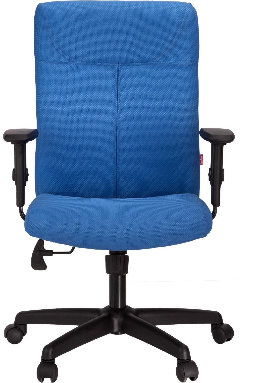 View Ergoline Fabric Office Chair(Blue) Furniture (Ergoline)