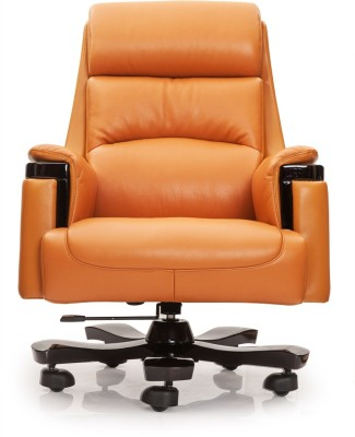 Durian Ambassador-HB Leather Office Chair
