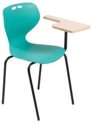 Mavi Plastic Study Chair(Green)