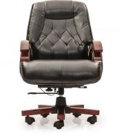 Durian Senator Leatherette Office Chair(Black)