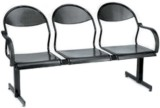 Bluebell NA Visitor Chair (Black)