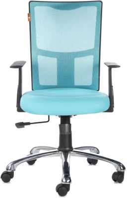 Bluebell Vertex Mid Back Plastic Office Chair