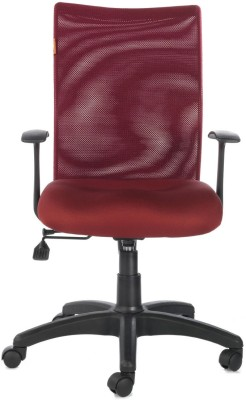 Bluebell Genesis Midback Plastic Office Chair