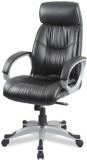 Woodstock India Office Chair (Black, Bla...