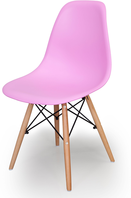 Alex Daisy Nordic Plastic Study Chair