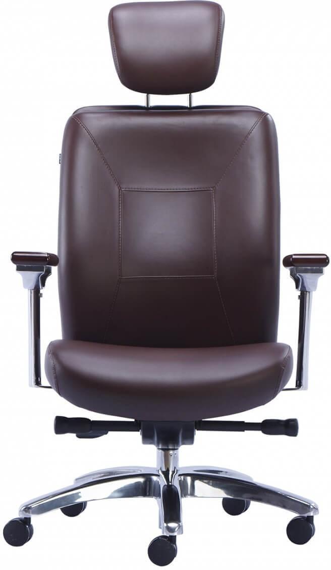 HOF Boss Leatherette Office Chair