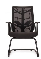 Durian Nature/VC Fabric Office Chair(Black)