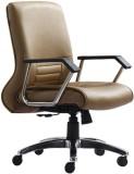 HOF Zeba Metal Office Chair (Beige)
