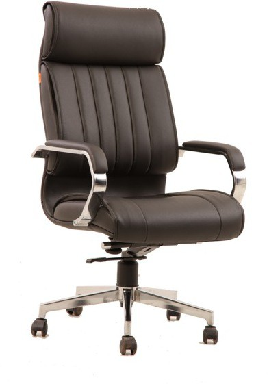 View Glass Palace Lifestyle NA Office Chair(Grey) Furniture (Glass Palace Lifestyle)