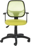 Bluebell Vertx Low Back Fabric Office Ch...