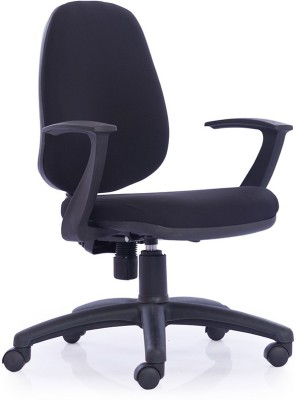 Durian Astro-Mb-Black Fabric Office Chair(Black)