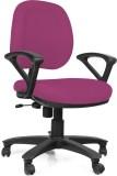 Homecity Foam Office Chair (Purple)