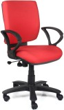 Homecity Foam Office Chair (Red)