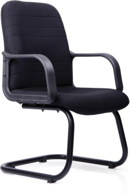 Durian Chaste-Cn Fabric Office Chair(Black)