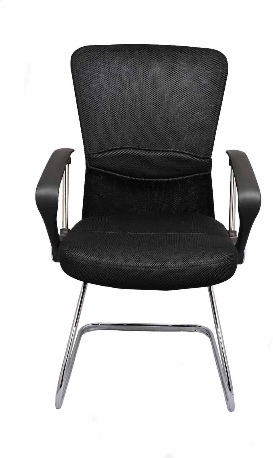 View Darla Interiors Fabric Office Chair(Black) Furniture (Darla Interiors)