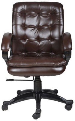 WOODSTOCK INDIA Leatherette Office Chair