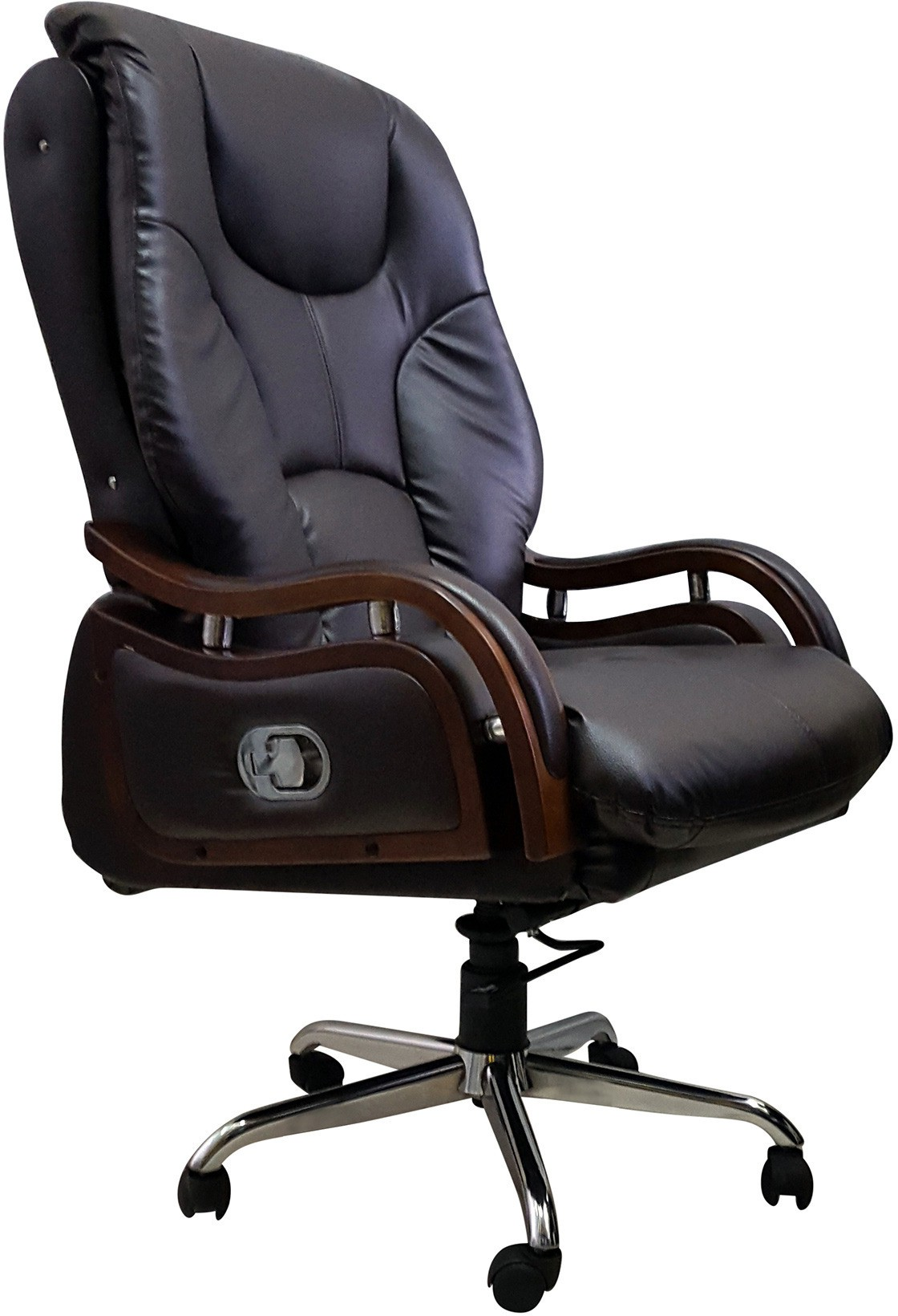 DIVANO Leatherette Office Chair class=