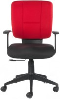 Bluebell Epro I Midback Fabric Office Chair(Multicolor)