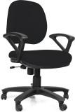 Homecity Foam Office Chair (Black)