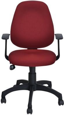 Nilkamal Flair Leatherette Office Chair
